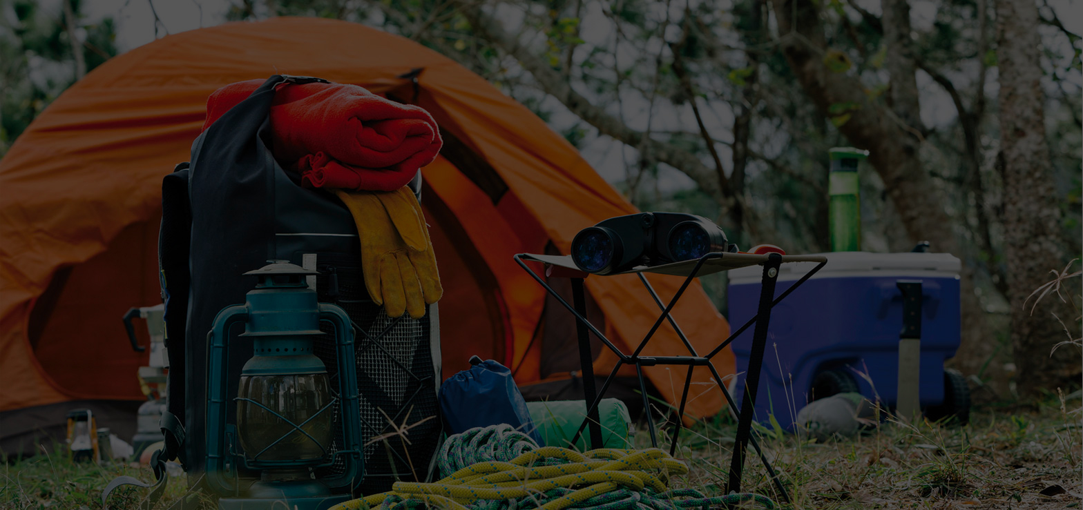 Biofuel for hiking and camping